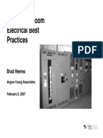 R&T 2007 - Electrical Best Practices - Heeres