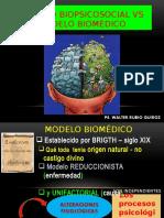 Sesión 2 - Modelo Biopsicosocial vs Modelo Biomédico