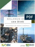 Relatório executivo - Balanço dos 100 dias MME.pdf