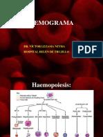HEMOGRAMA 20-08-2011 Upload by Edupomar