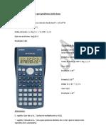 Cómo Usar La Calculadora Para Problemas Ácido Base (2)