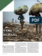 Antropoceno - Revista FAPESP