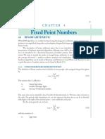 Fixed Point Arthimetic Basics