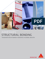 Sika Advanced Resins Structural Adhesives Brochure en Web