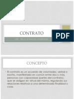 CONTRATO Logistica 2014