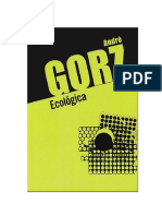 Gorz Andre - Ecologica