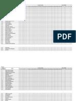 Analisis Tes Kls 1 2013