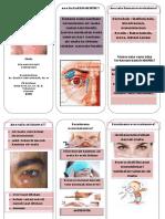 Leaflet dakriosistitis