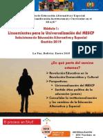 M1.-Lineamientos para la universalizacion del MESCP-2019
