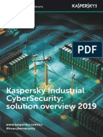 Kaspersky CiberSecurity