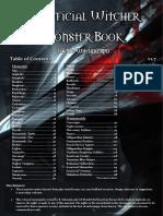 Unofficial Monster Book v1.7