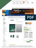 KaBuM! - iPad Pro 256GB, Tela 10.5´, Wi-Fi, Cinza Espacial - MPDY2BZ_A