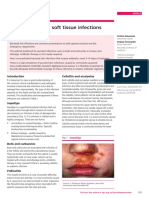 Bacterial Skin and Soft Tissue Infections