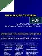 Fiscalizacao Aduaneira Nilson Costa Pedroso