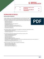 Manual de Motor  XR250 Tornado