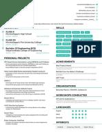 Adnan's Resume