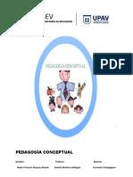 La Pedagógica Conceptual