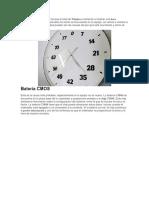 Reloj de  Windows comienza a mostrar una hora equivocada.