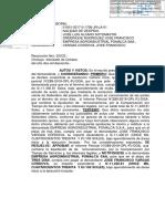 RES. N° 12 Exp. 1001-2017