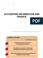 1 Accounting Information