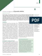 4.Clinical Management of Psoriatic Arthritis