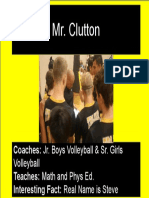 coaches playing card