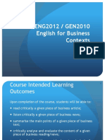 ENG2012 GEN2010  Unit 1 (1)