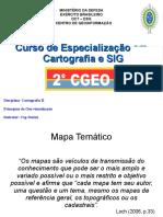 Aula CursoCartSIG CartII Geovisualização