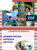 361332358 Definiciones de Gerencia y Gestion Segun Autores