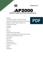 Contenido Sap 2000 Metalicas