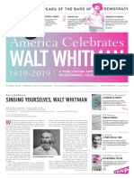 Whitman Bicentennial Events