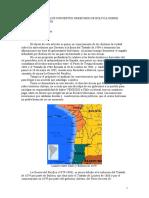 La Verdad Sobre Los Supuestos Derechos de Bolivia Sobre Territorio Chileno 3