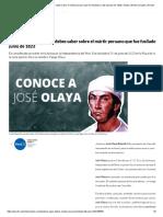 José Olaya_ Todo Lo Que Debes Saber Sobre El Mártir Peruano Que Fue Fusilado Un 29 de Junio de 1823 _ Cheka _ Redes Sociales _ Peru21