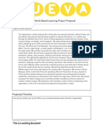 copy of nueva work based learning project proposal
