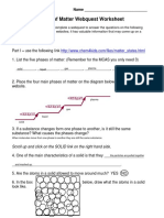 nicky - phases of matter webquest worksheet