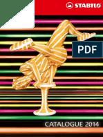 Stabilo Catalogue 2014.pdf