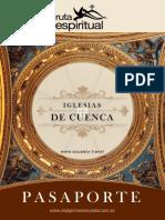 Pasaporte Iglesias de Cuenca