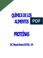 Proteínas Qa Maestría