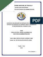 sistema de incubadora de empresas-Tesis- PERU 2016.pdf