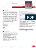 3M Protección Respiratoria Reutilizable - Cartucho Mixto 60922