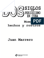 Dos Siglos de Periodismo en Cuba