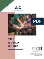 VBAC Doula Certification Manual v2 April 2019