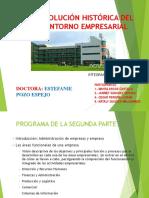 Evolución Histórica Del Entorno Empresarial (1)