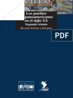Beltran y Rozpide, Ricardo. - Los Pueblos Hispanoamericanos en El Siglo XX. Segundo Trienio [2001]
