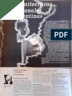 Arquitecturas regionales argentinas