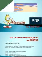 Estados Financieros Emp. Industrial