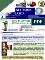01 Contextualizacion e Introduccion a La Estadistica.ppt