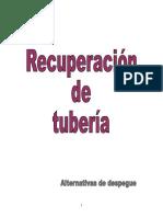 Recuperación de Tubería