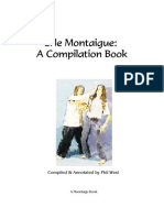 Erle Montaigue - A Compilation Book