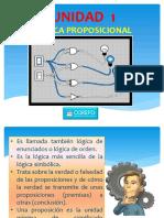 MAT2P U1 Logica Propocisional